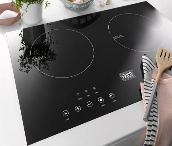 Hệ thống điều khiển của bếp từ Frico