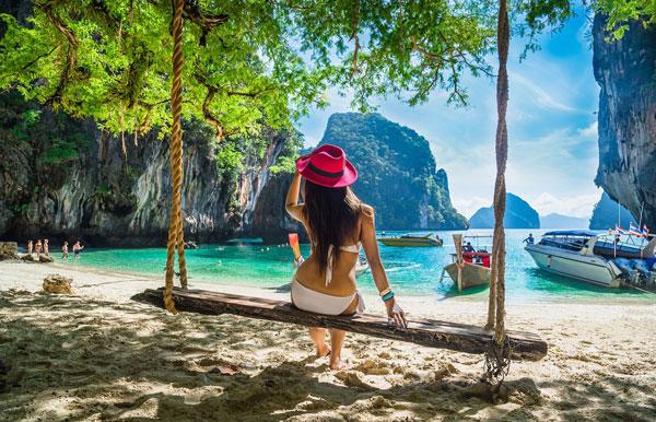 Phuket và đảo Phi Phi