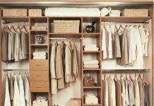 Tủ quần áo - Mua sắm nội thất gia đình